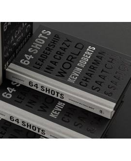 Книга 'Kevin Roberts. 64 Shots'