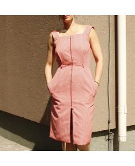 Платье Antipodium в гусиную лапку