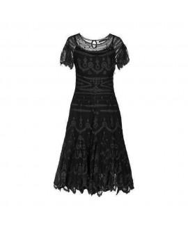 Платье Bolongaro Trevor 'Albert' черное