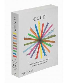 Книга 'Coco (100 современных шефов)'