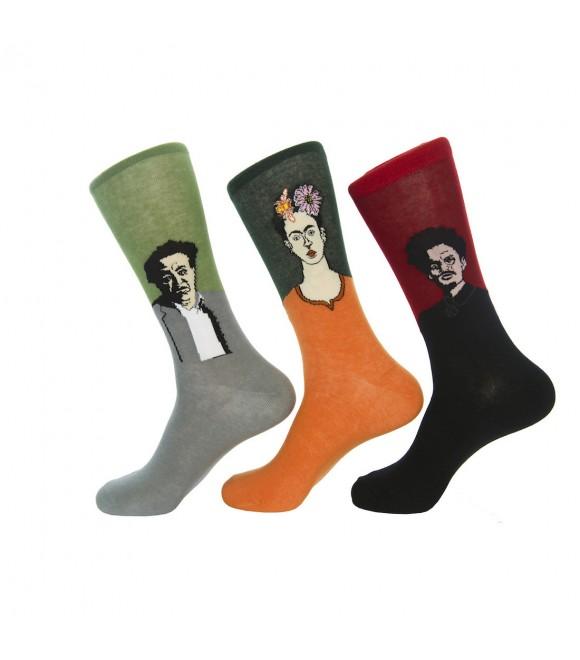 Носки Culture Sock «Мужчины Фриды»