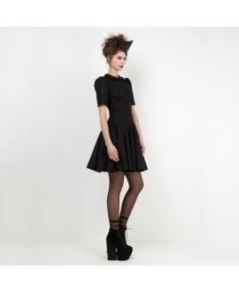 Платье Kelly Shaw 'Twisted' черное