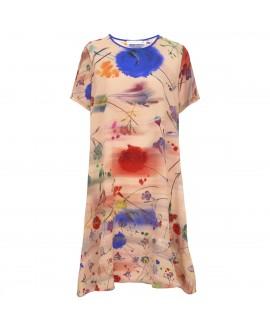 Платье Klements «Фрида» в расцветке «Цветочный взрыв»