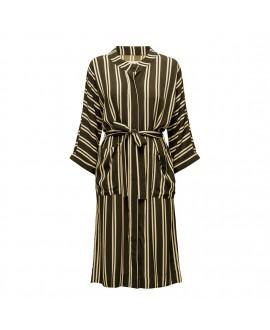 Платье Libertine Libertine 'Reason' оливковое