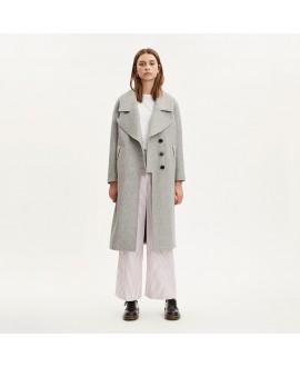 Пальто Libertine Libertine 'Reserve' серое