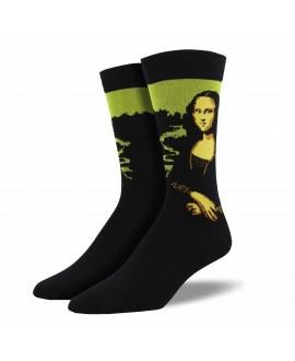 Мужские носки Socksmith  «Мона Лиза»