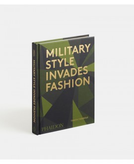 Книга 'Military Style Invades Fashion'