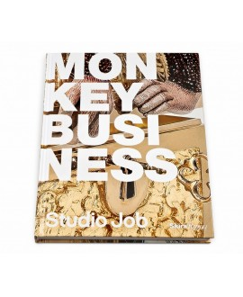Книга 'Studio Job: Monkey Business'