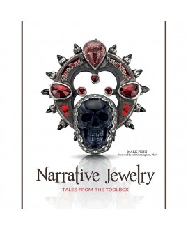 Книга 'Narrative Jewelry: Tales from the Toolbox'