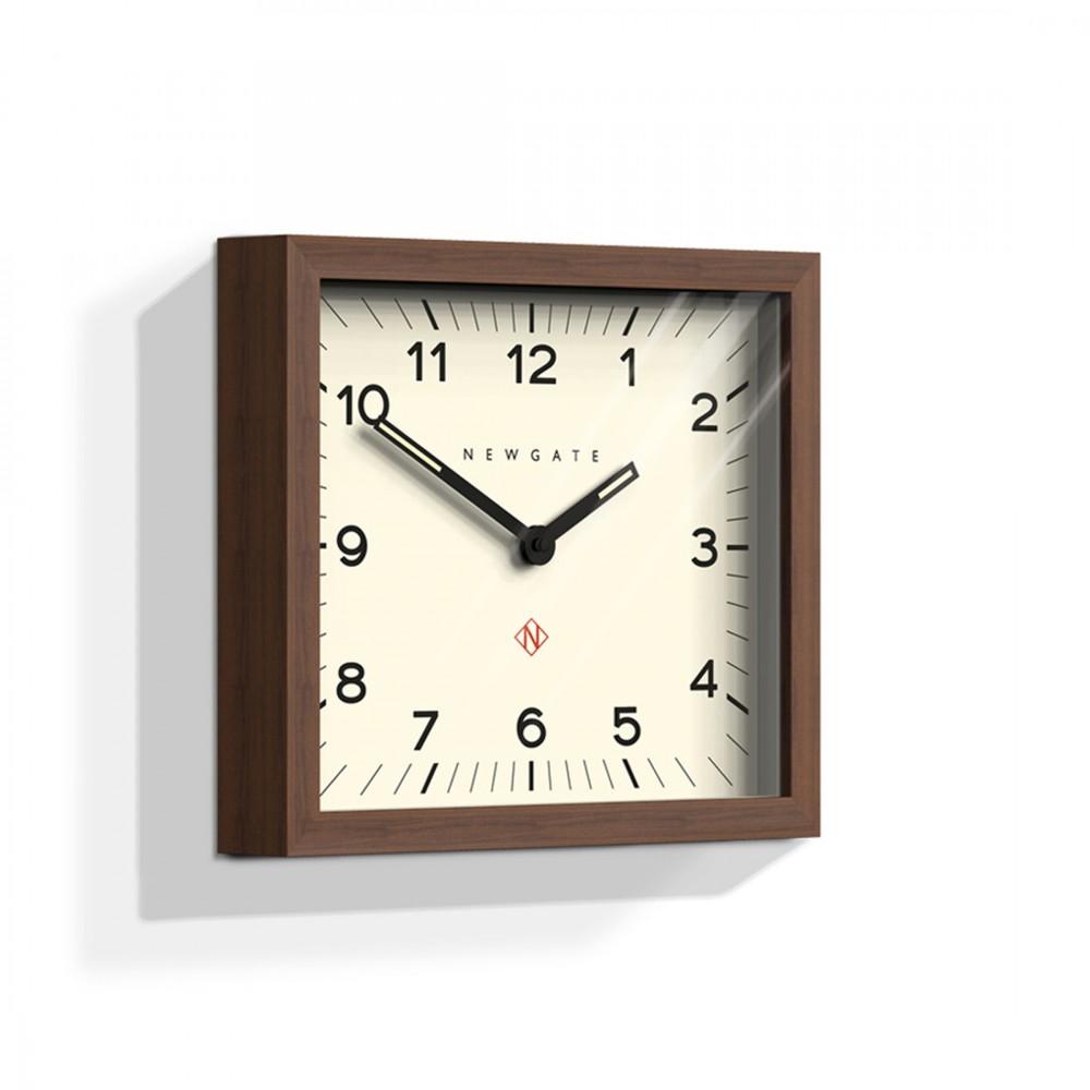 Настенные часы Newgate 'Mr Davies' прямоугольные (НА ЗАКАЗ)