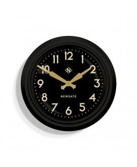 Настенные часы Newgate The 50's Electric черные