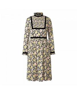 Orla Kiely Aurora Bib Dress