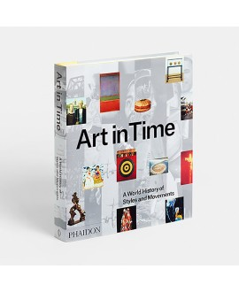 Книга Phaidon 'Art in Time'