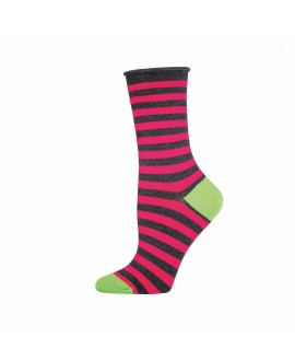Носки Socksmith  «Polo Stripe» малиновые