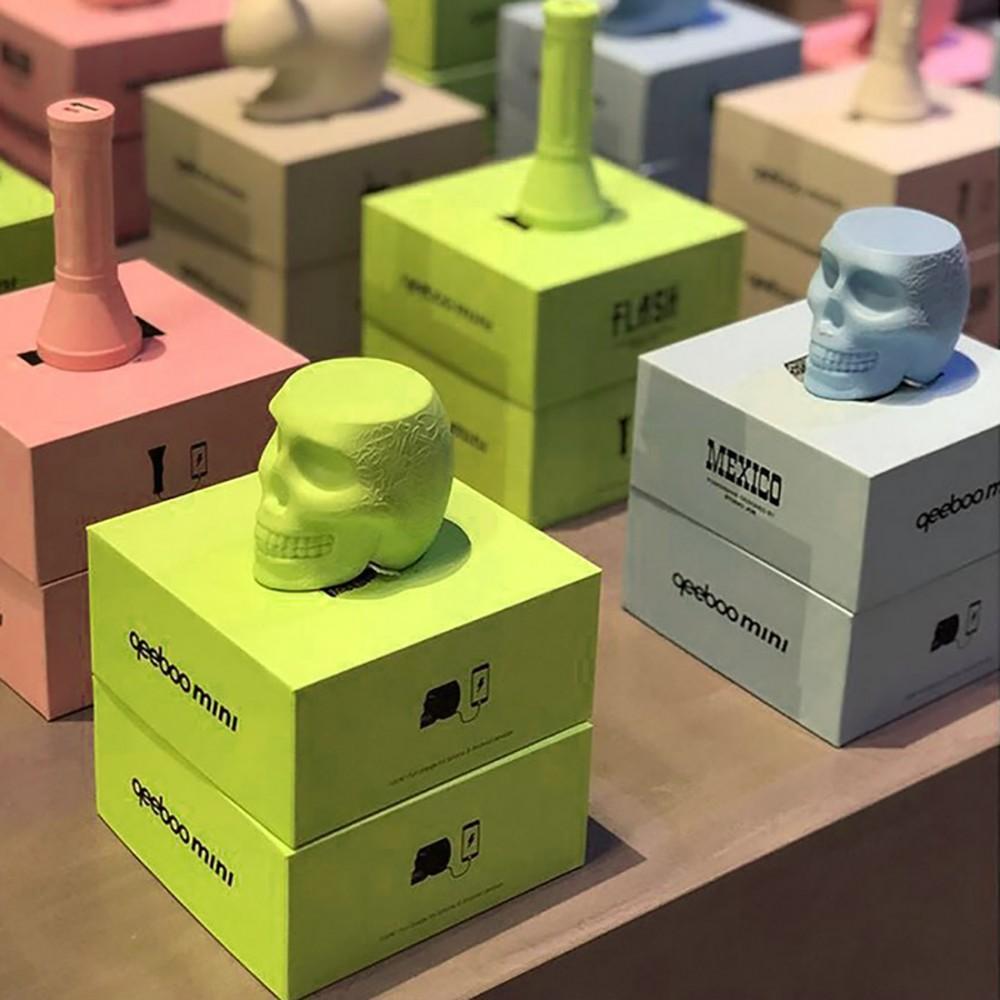 Зарядное устройство Qeeboo Mexico Mini зеленое