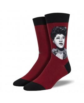 Мужские носки Socksmith «Портрет Эллы»