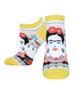 Носочки Socksmith «Летняя Фрида» желтые