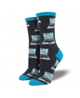 Носки Socksmith «Другие планы»