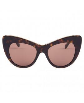Очки Stella McCartney Falabella SC0006S 002 гавана коричневый