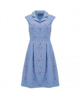 Платье Sugarhill Brighton 'Adora' с пловчихами