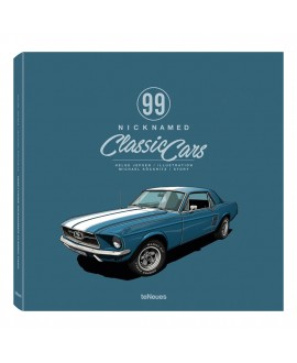 Книга '99 Nicknamed Classic Cars'