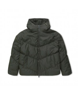 Won Hundred Moscow Down Unisex Jacket Park Green