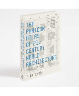 Книга 'The Phaidon Atlas of 21st Century World Architecture Travel Edition'