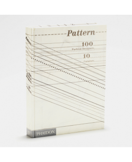 Книга 'Pattern: 100 Fashion Designers, 10 Curators'