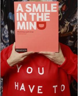 Книга 'A Smile in the Mind: забавное в графическом дизайне'