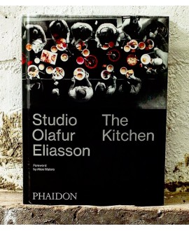 Книга 'Studio Olafur Eliasson: The Kitchen'