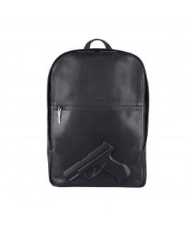 Рюкзак Vlieger & Vandam 'Guardian Angel' с пистолетом черный