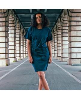 Платье 5preview 'J'Accuse' синее