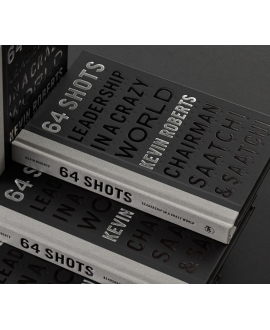 Книга '64 Shots: Leadership in a Crazy World'