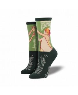 Носки Socksmith «Абсент» зеленые