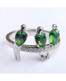 Кольцо Alchemica «Птицы»