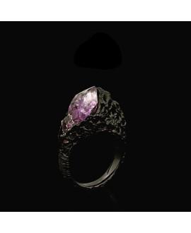 Кольцо Alchemica«Вуаль темноты»