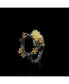 Кольцо Alchemica «Венец дриады»