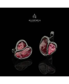 Серьги Alchemica«Плоды любви»
