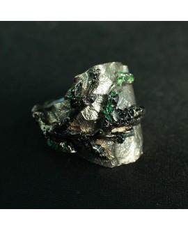 Кольцо Alchemica «Лист и ветка»