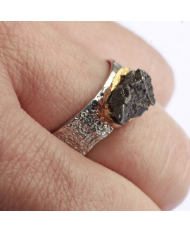Кольцо Alchemica «Метеорит»