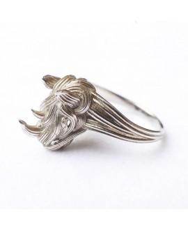 Кольцо Alchemica «Носорог»