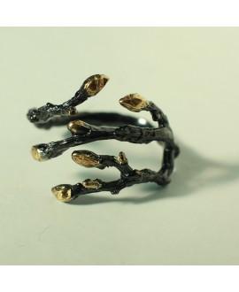 Кольцо Alchemica«Весенняя ветвь»