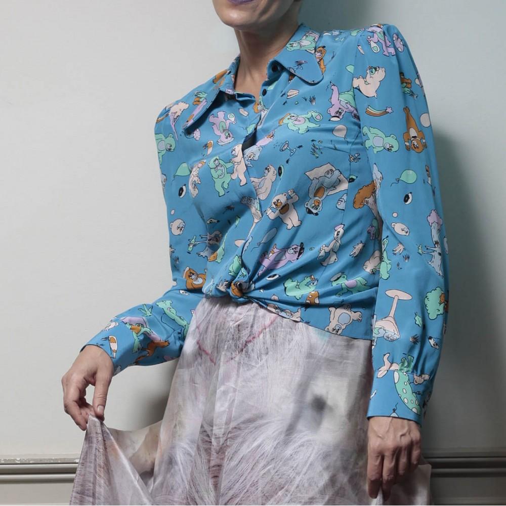 Блуза Antipodium 'Babycakes'