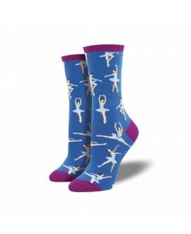 Женские носки Socksmith «Балет» синие