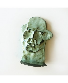 Миниатюрная скульптура Cassius Clay by Daria Davydova «Балерун»