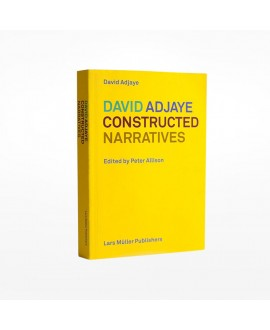 Книга 'David Adjaye – Constructed Narratives'