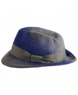 Шляпа Diesel 'Crista' сине-серая