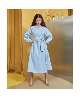 Платье Ghospell 'Arctic Blue'