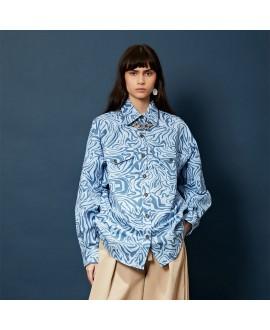 Рубашка Ghospell 'Intermission'