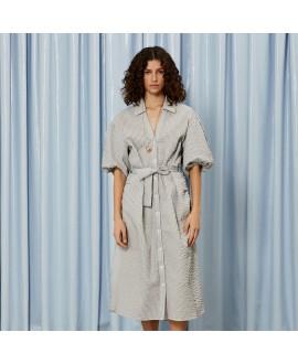 Платье Ghospell 'Line by Line'